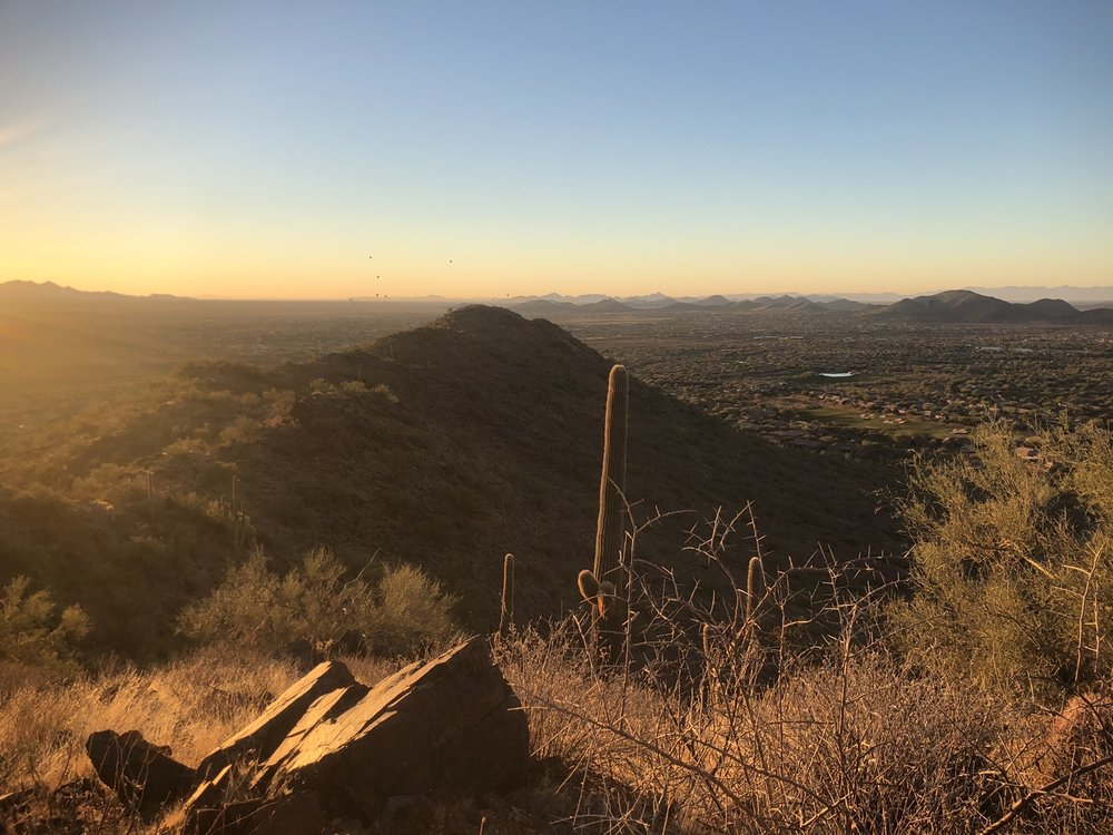 Daisy Mountain Trailhead: North Livingstone Way & Navigation Way, New River, AZ