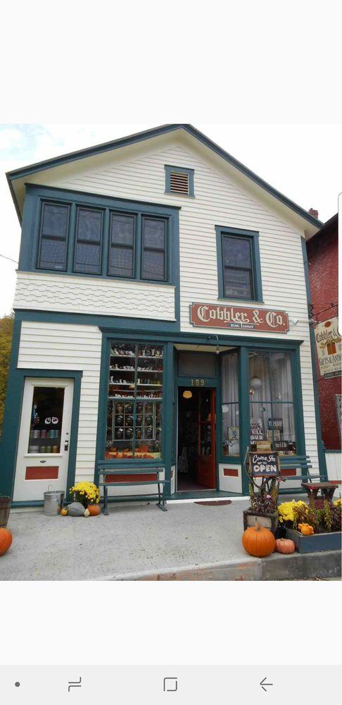 Cobbler & Co: 189 Main St, Sharon Springs, NY