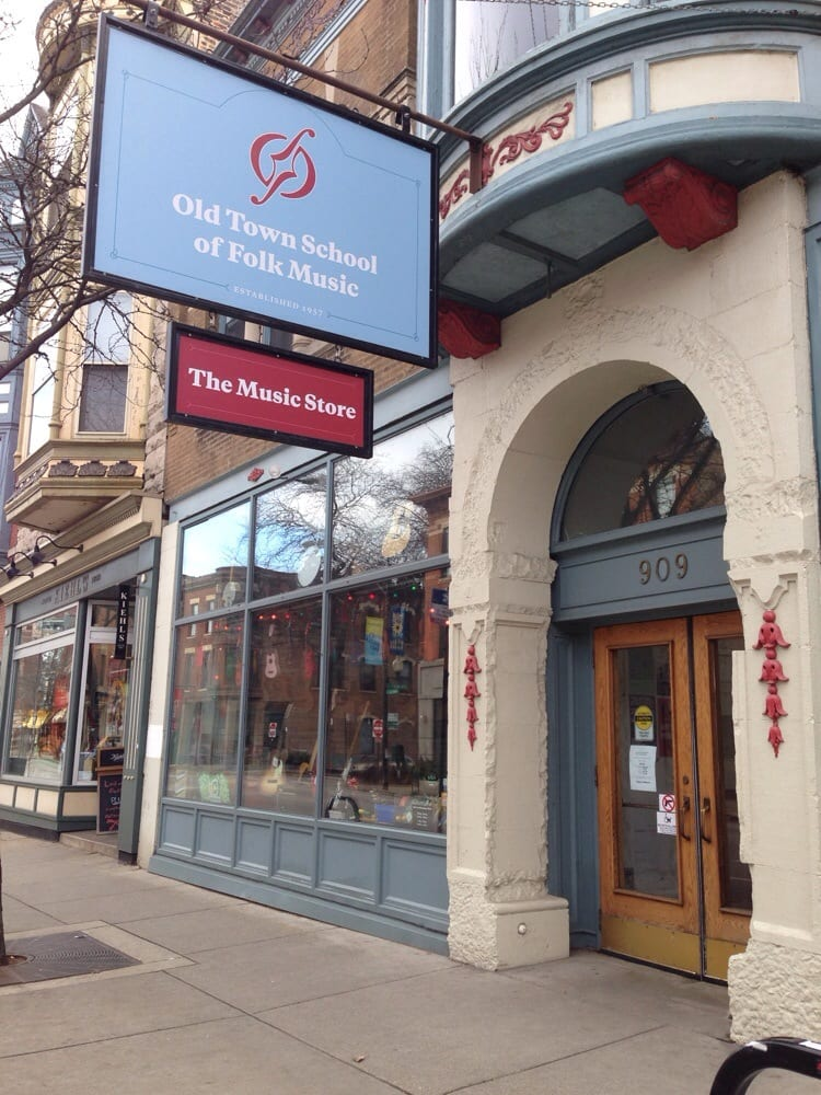 Cash N Go Near Me >> Old Town School of Folk Music - 57 Reviews - Performing Arts - 909 W Armitage Ave, Lincoln Park ...