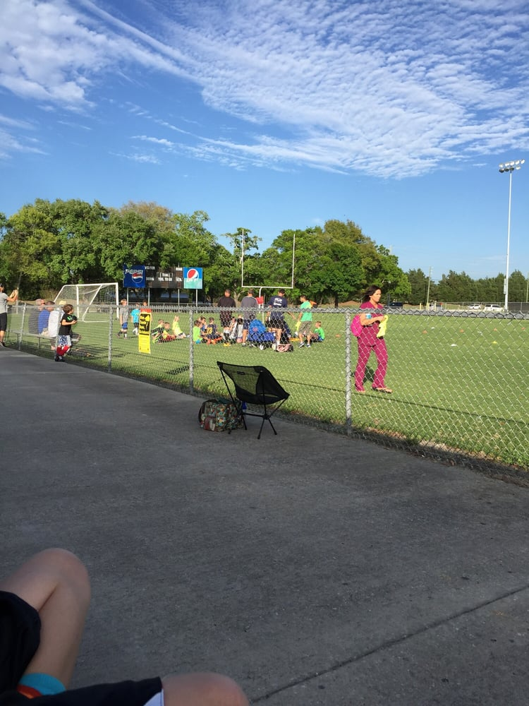 Oldsmar Soccer Club: Canal Park, Oldsmar, FL