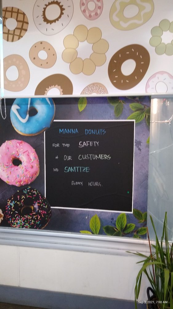 Manna Donuts: 3075 Mansfield Hwy, Fort Worth, TX