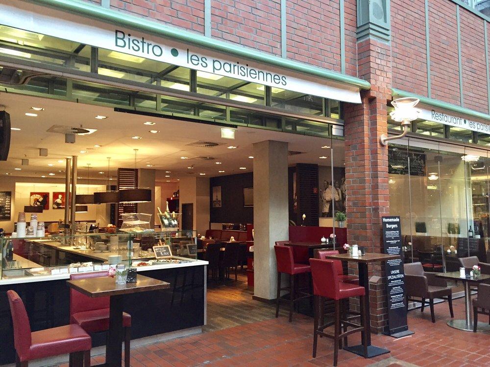 le parisiennes closed cafes gro e bleichen 6 neustadt hamburg germany restaurant. Black Bedroom Furniture Sets. Home Design Ideas