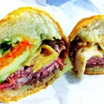 Photo Of Vietnamese Sandwich Banh Mi Stand San Francisco Ca United States