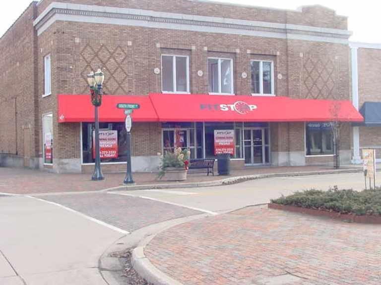 Fit Stop Dowagiac: 201 S Front St, Dowagiac, MI