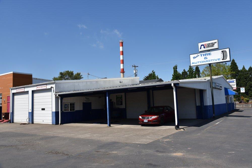 Reid's Tire & Automotive: 4790 Brooklake Rd NE, Salem, OR