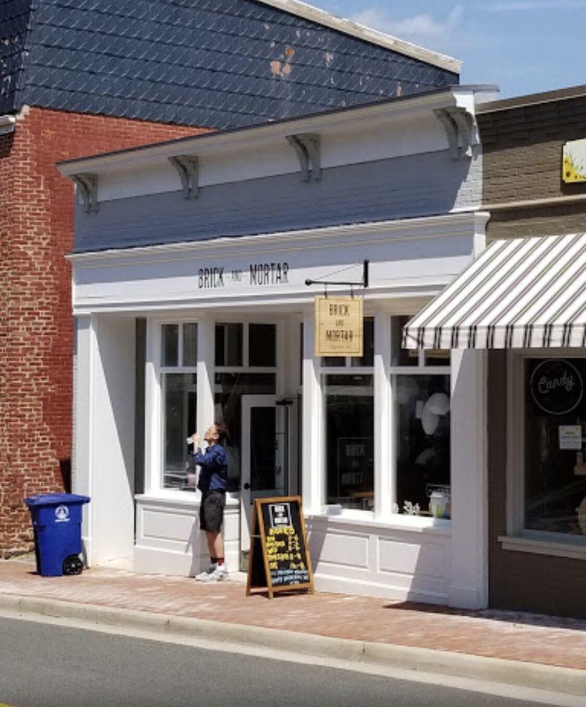 Brick and Mortar Mercantile: 32 S King St, Leesburg, VA