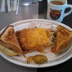 Waffle House Amerikanske Dinere 734 N Riverside Dr