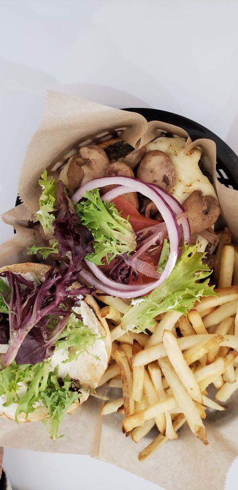 Unburger Grill: 22018 Michigan Ave, Dearborn, MI