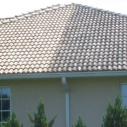 Photo Of Chuck Bergman Roof Cleaning And Pressure Washing   Port Charlotte,  FL, United
