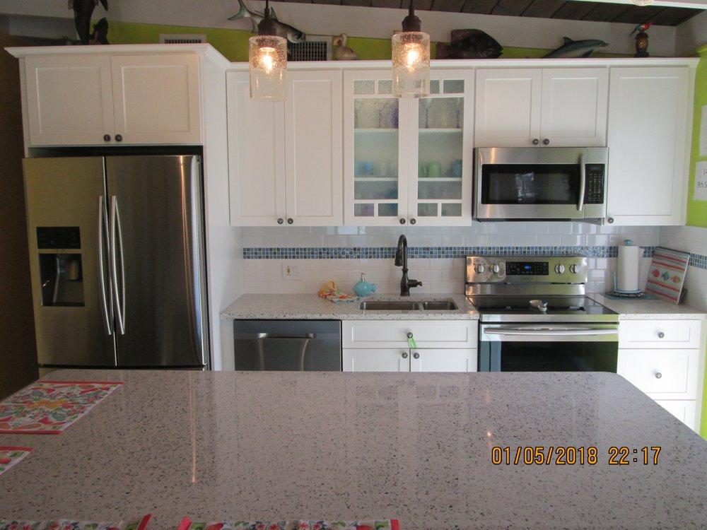 Kitchen designed by Maria Yearicks at Matteos - True ...