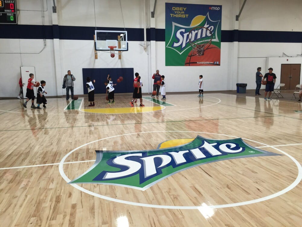 map sports facility yelp