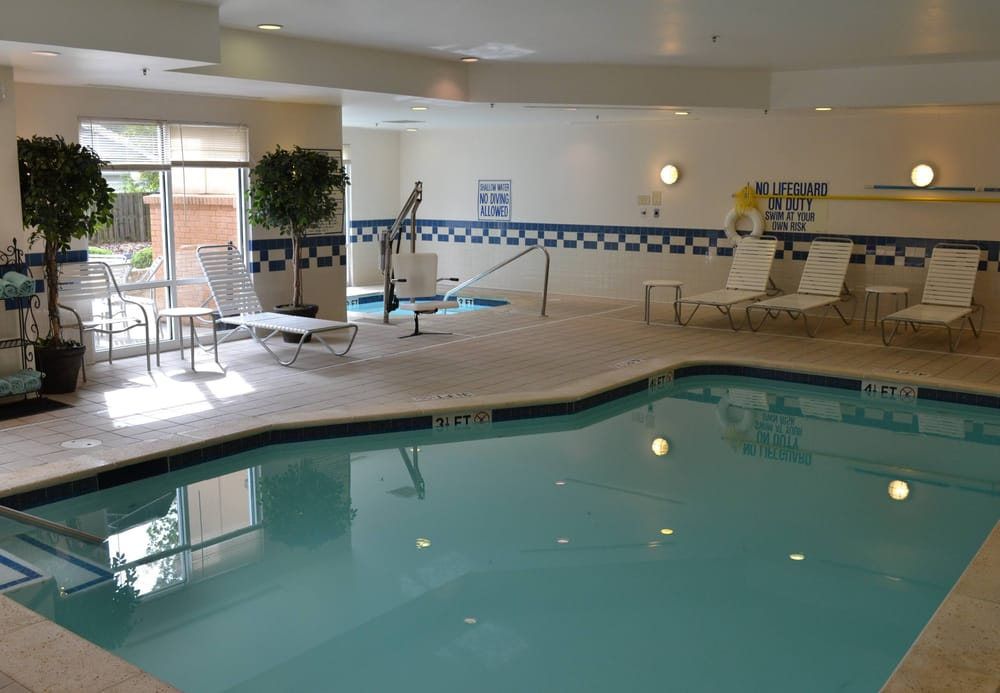 Fairfield Inn & Suites Aiken: 185 Colony Pkwy, Aiken, SC