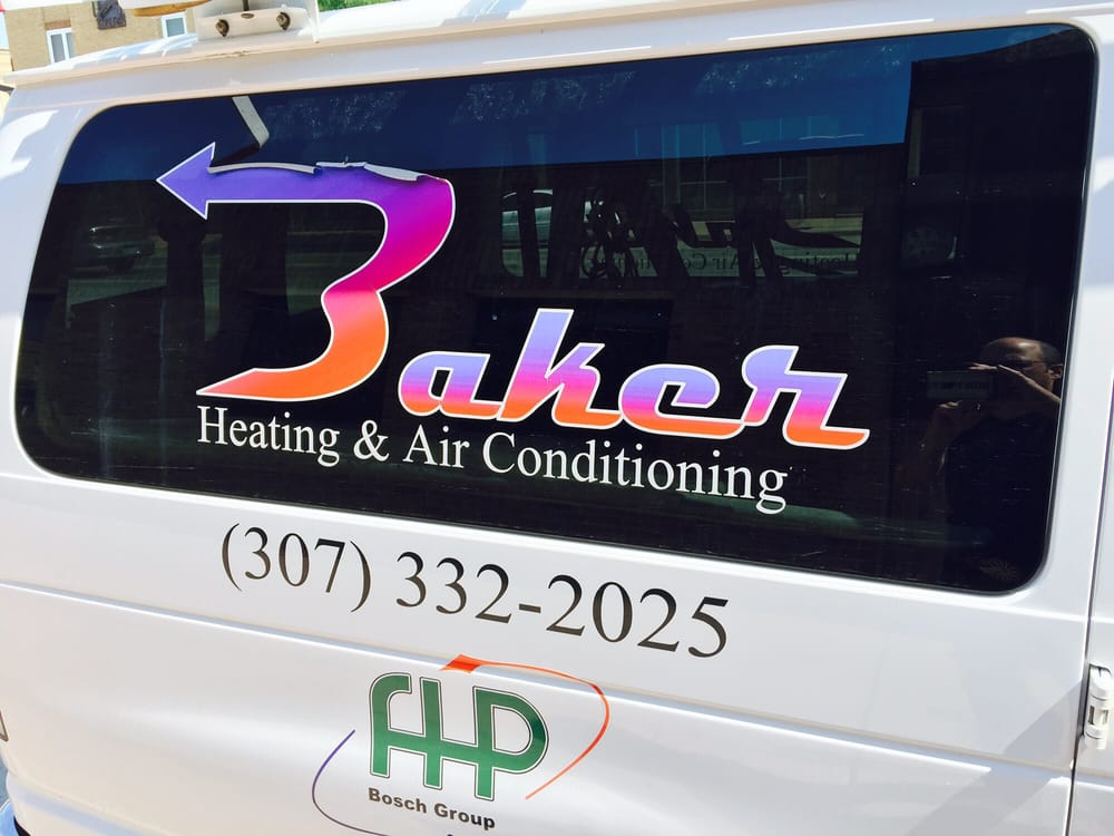 Baker Heating And Air: 2076 N 2nd St, Lander, WY