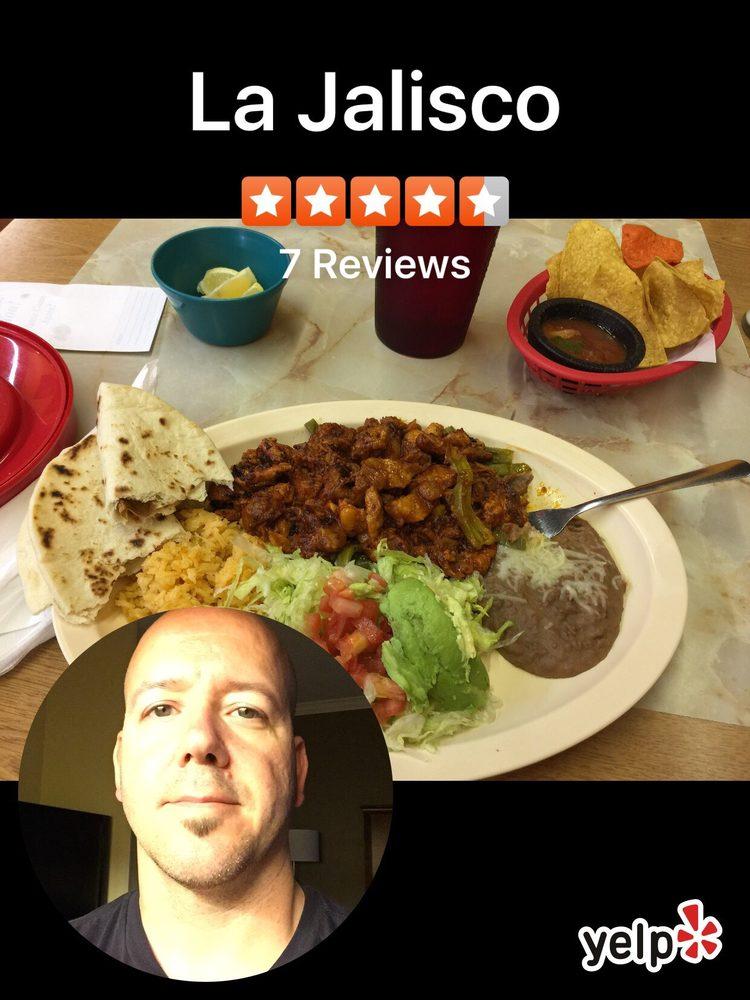 La Jalisco: 4443 Fredericksburg Rd, San Antonio, TX