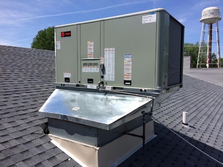 Mavec Heating , Air Conditioning & Refrigeration: 2777 E 2625th Rd, Marseilles, IL
