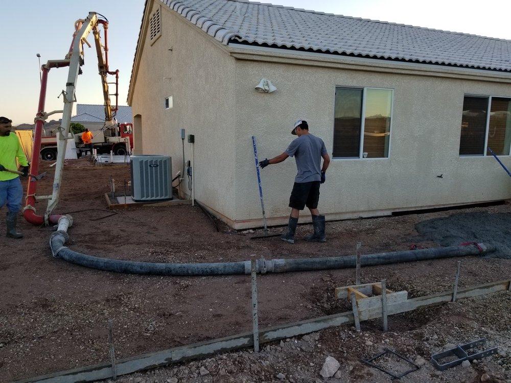 Conroy Concrete Pumping: Fort Mohave, AZ
