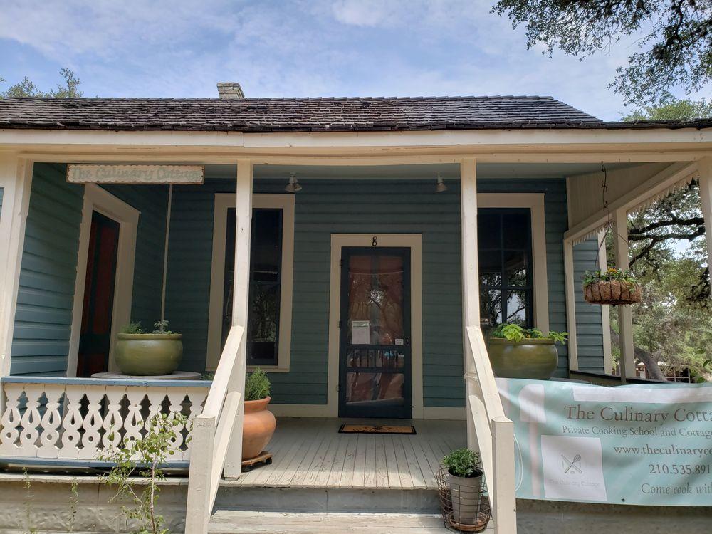 The Culinary Cottage: 18771 Fm 2252, Garden Ridge, TX