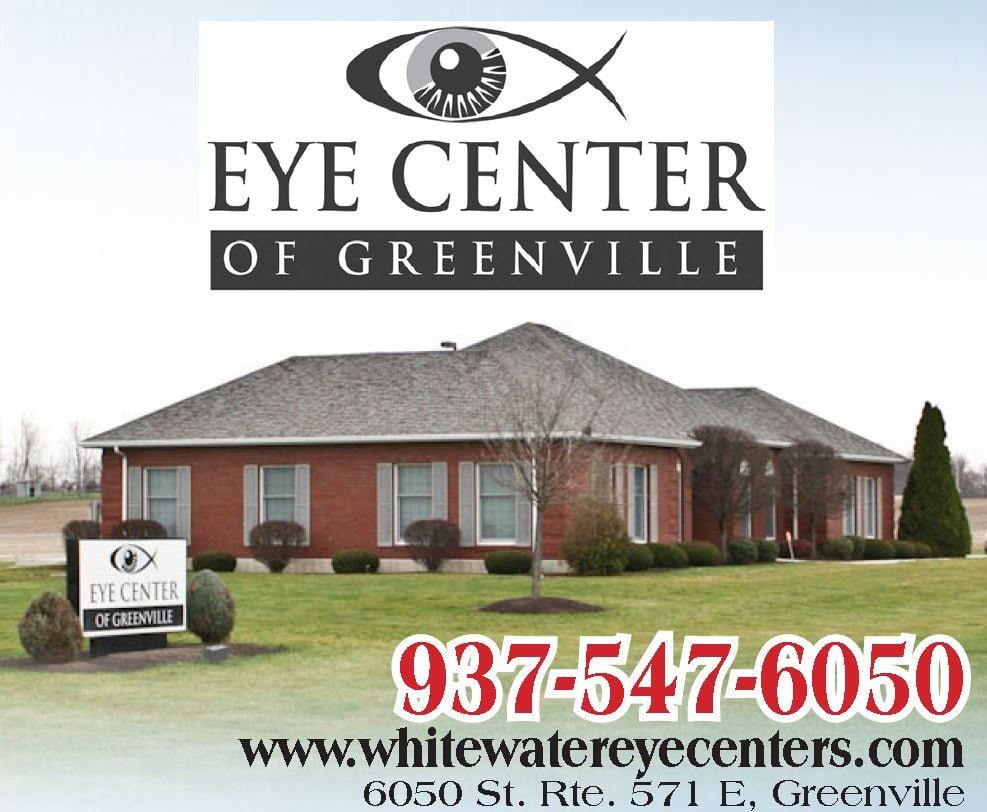 Eye Center Of Greenville: 6050 St Rt 571 E, Greenville, OH