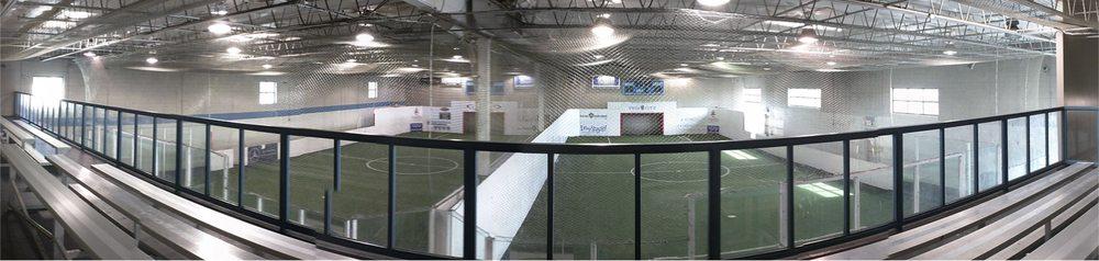 Winston-Salem Sportsplex: 7620 Phoenix Dr, Winston Salem, NC