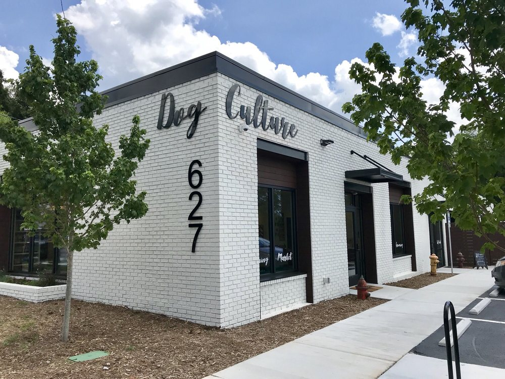 Dog Culture: 627 W Washington St, Greenville, SC