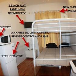 Studio Apartment New York saint marks place studio apartments - hostels - 14 saint marks pl