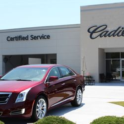 Cadillac of Fayetteville - Car Dealers - 1637 Skibo Rd, Fayetteville