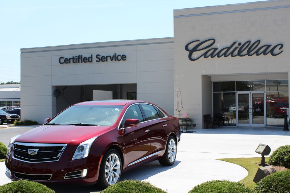 Cadillac of Fayetteville - Car Dealers - 1637 Skibo Rd ...