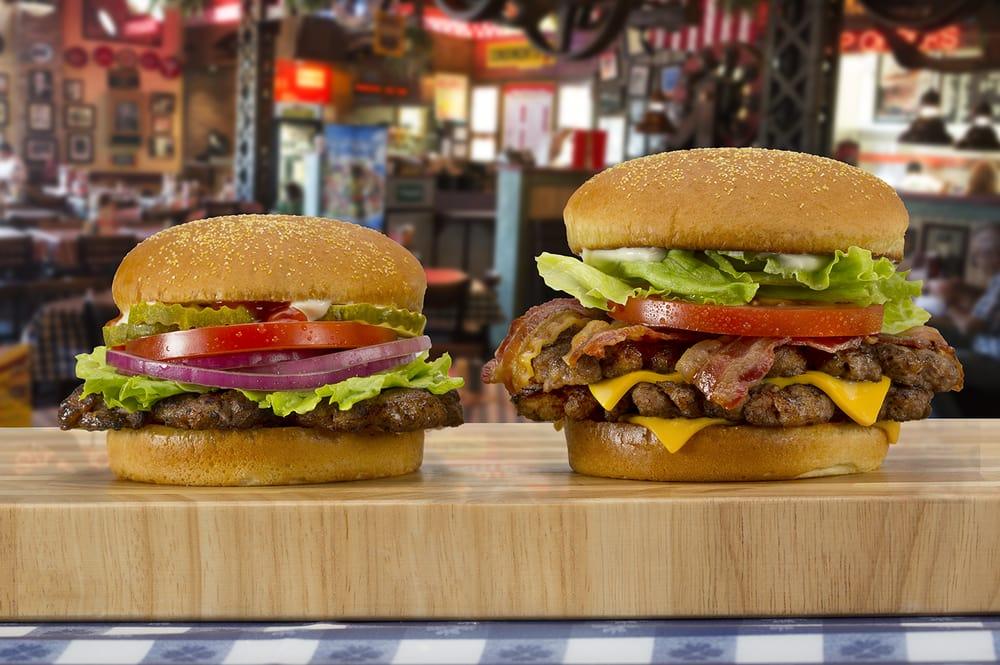 Portillo's Hot Dogs: 4020 W 95th St, Oak Lawn, IL