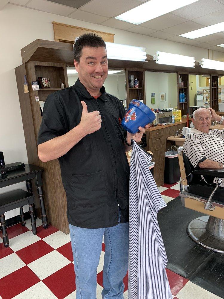 Charlie's Barber Shop: 303 Tusculum Blvd, Greeneville, TN