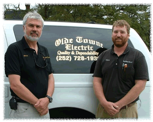 Olde Towne Electric: 207 Wallace Rd, Beaufort, NC