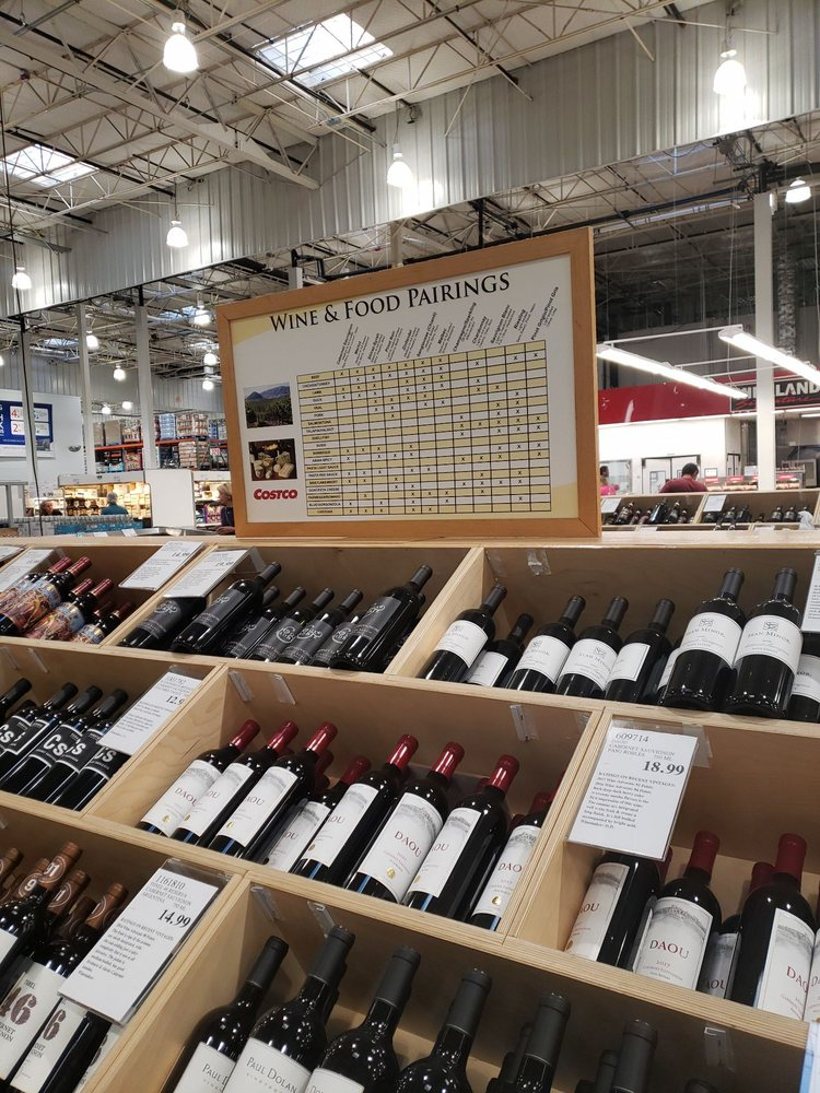 Costco Wholesale: 500 Tyvola Rd, Charlotte, NC