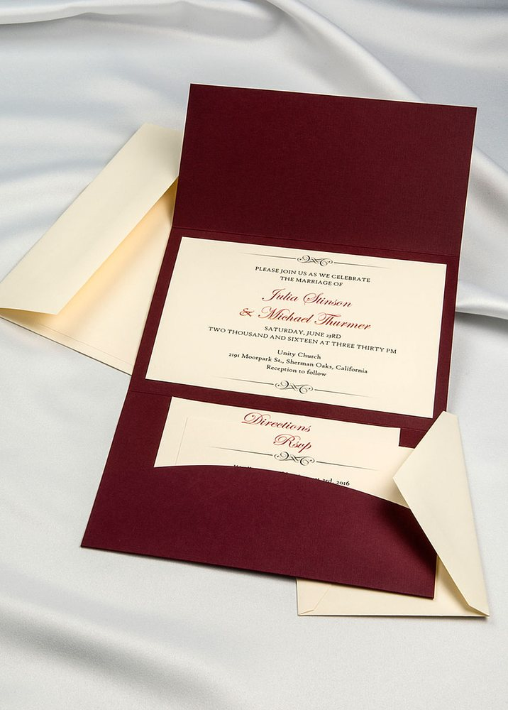 Wedding Bell Invitations: 764 Mountain Meadows Rd, Boulder, CO