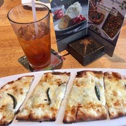 Photo Of California Pizza Kitchen   Bellevue, WA, United States. $7.99  Bianco Flatbread