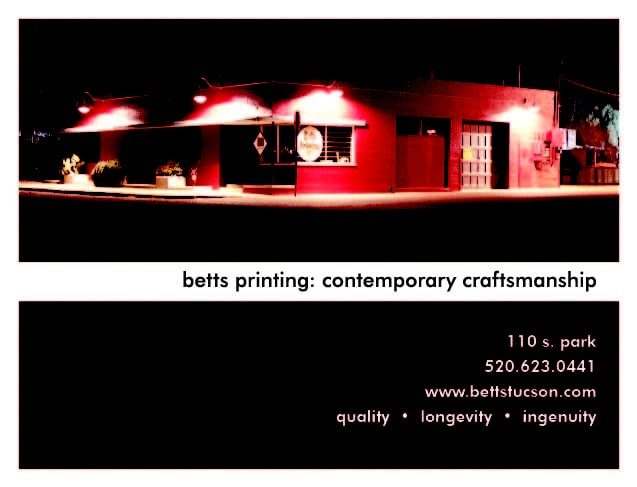 Betts Printing Co