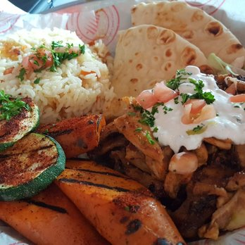 Pita Mediterranean Street Food Order