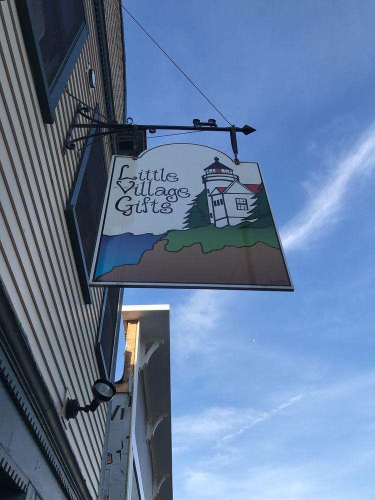 Little Village Gifts: 29 Cottage St, Bar Harbor, ME