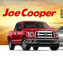 Joe Cooper Ford Used Cars >> Joe Cooper Ford Lincoln Of Edmond 11 Reviews Auto Repair 600 W