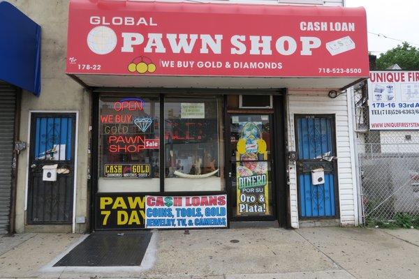 1aa211a8f Global Pawn Shop - Pawn Shops - 17822 Jamaica Ave, Jamaica, Jamaica ...
