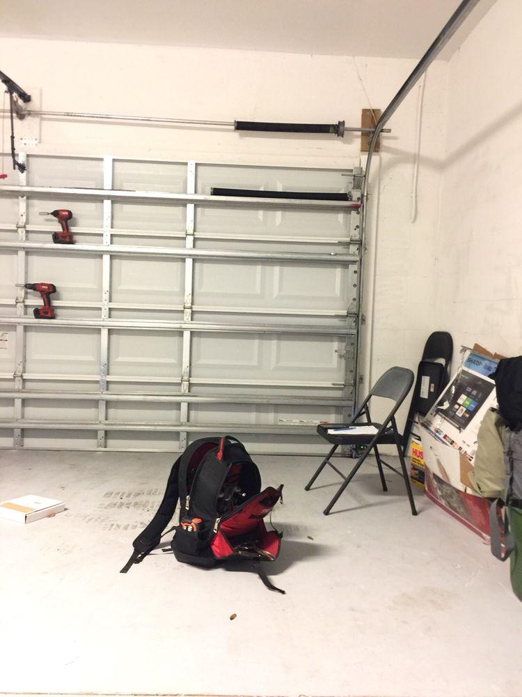 Precision Overhead Garage Door   13737 Automobile Blvd ...