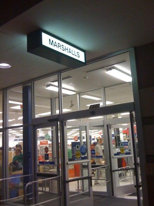 Marshalls: Langhorne Square Shopping Ctr, Langhorne, PA