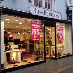 9013dd6de75f Russell   Bromley - Shoe Shops - 57-58 East Street