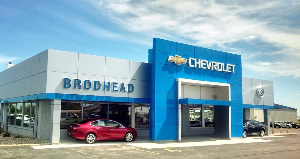Brodhead Chevrolet Buick: 2208 1st Center Ave, Brodhead, WI
