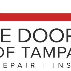 Mr Garage Door Of Tampa Garage Door Services Downtown