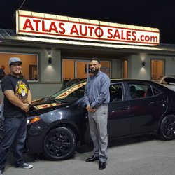 Atlas Auto 42 Photos Car Dealers 5505 San Pedro Ave San
