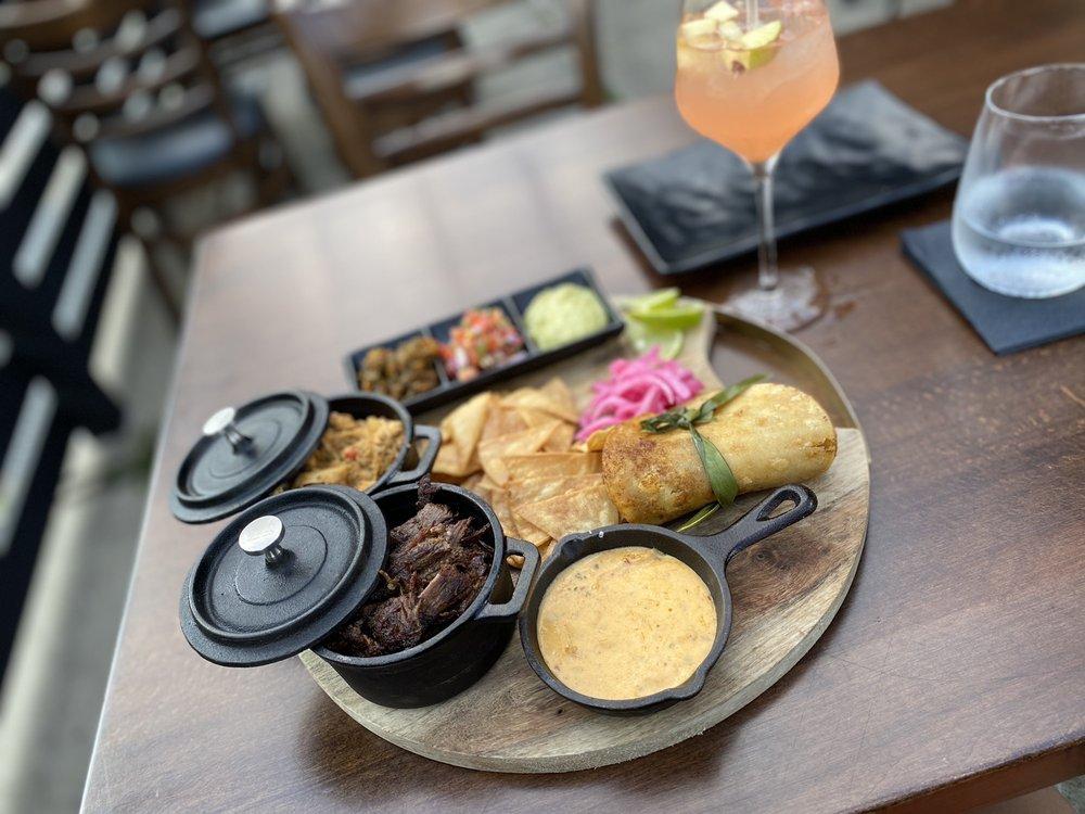 Food from La Sala by Tu Casa