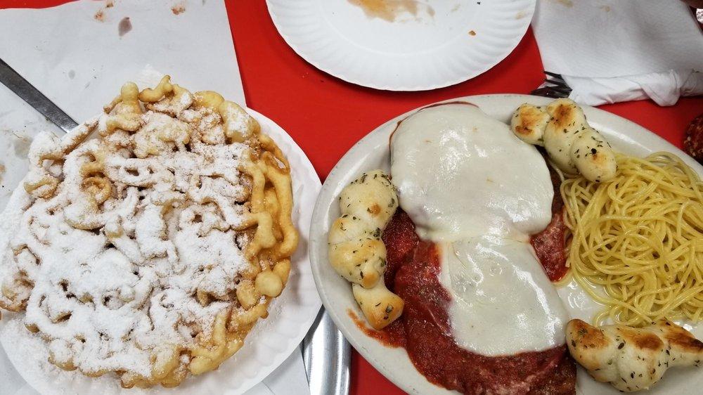 Piezano's Pizza & Italian Restaurant: 300 S Atlantic Ave, Ocean City, MD