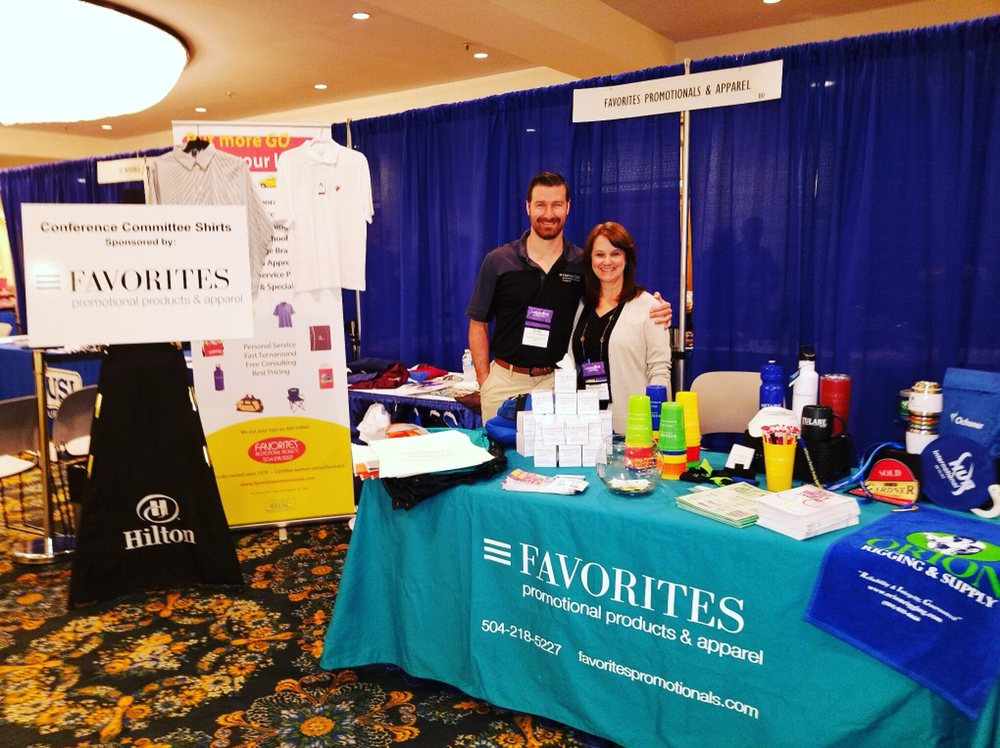 Favorites Promotional Products & Apparel