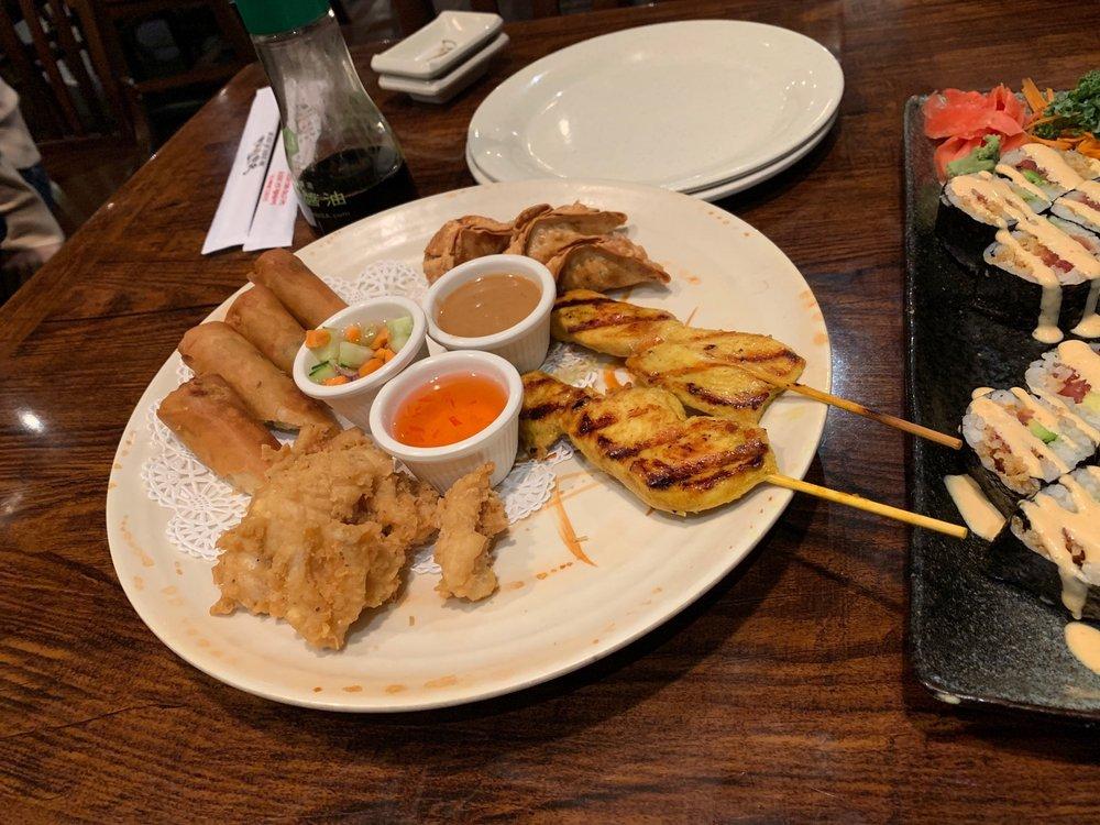 SriThai  Thai Kitchen & Sushi Bar: 4500 Satellite Blvd, Duluth, GA
