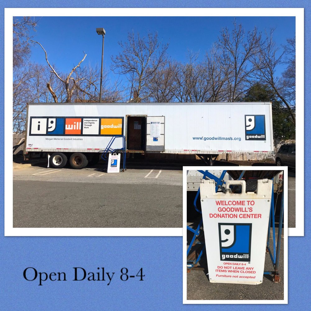 Goodwill Donation Center: 905 Massachusetts Ave, Arlington, MA