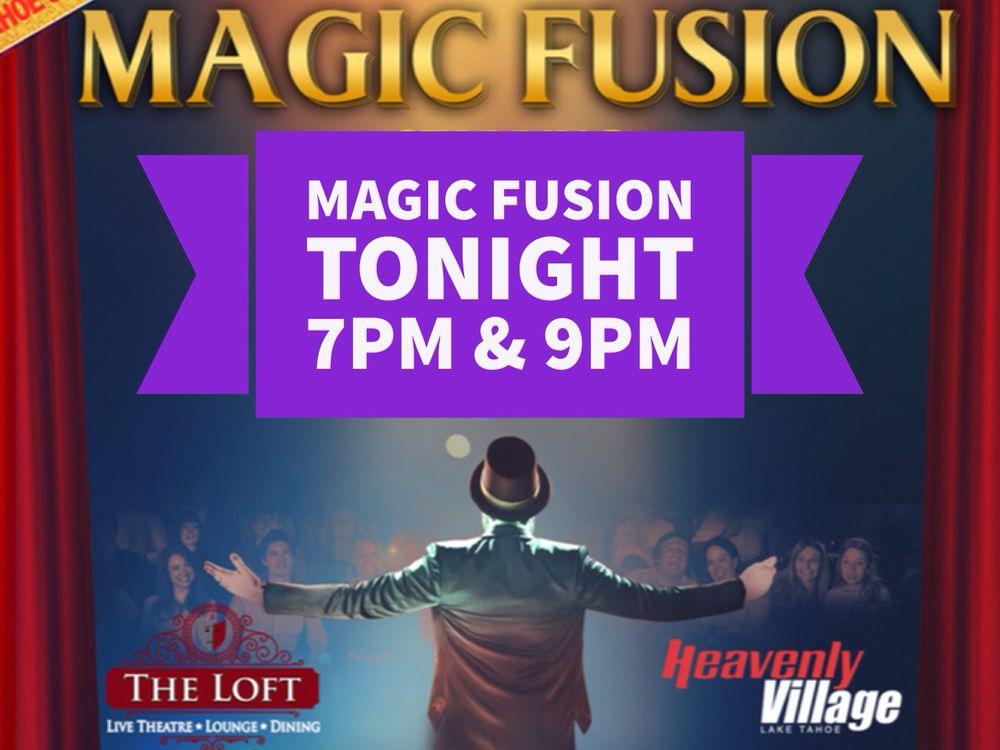 Magic Fusion